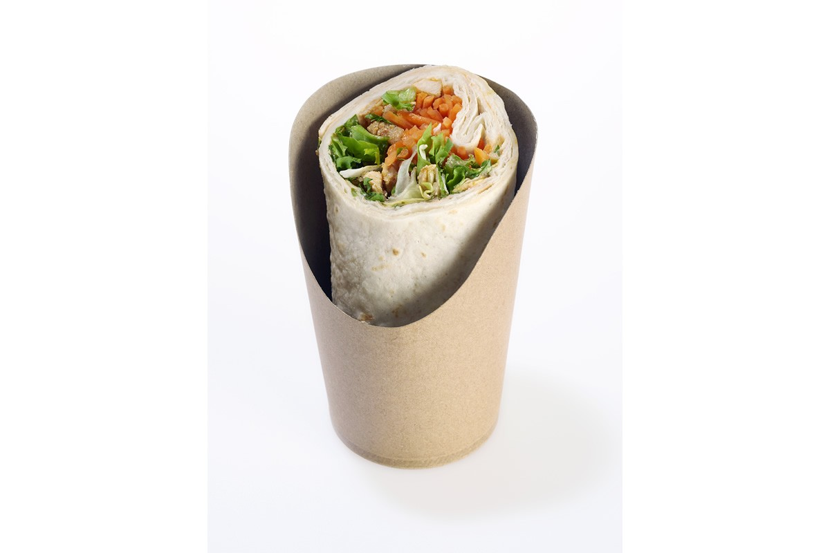 ½ Wrap Sweet Chili Chicken