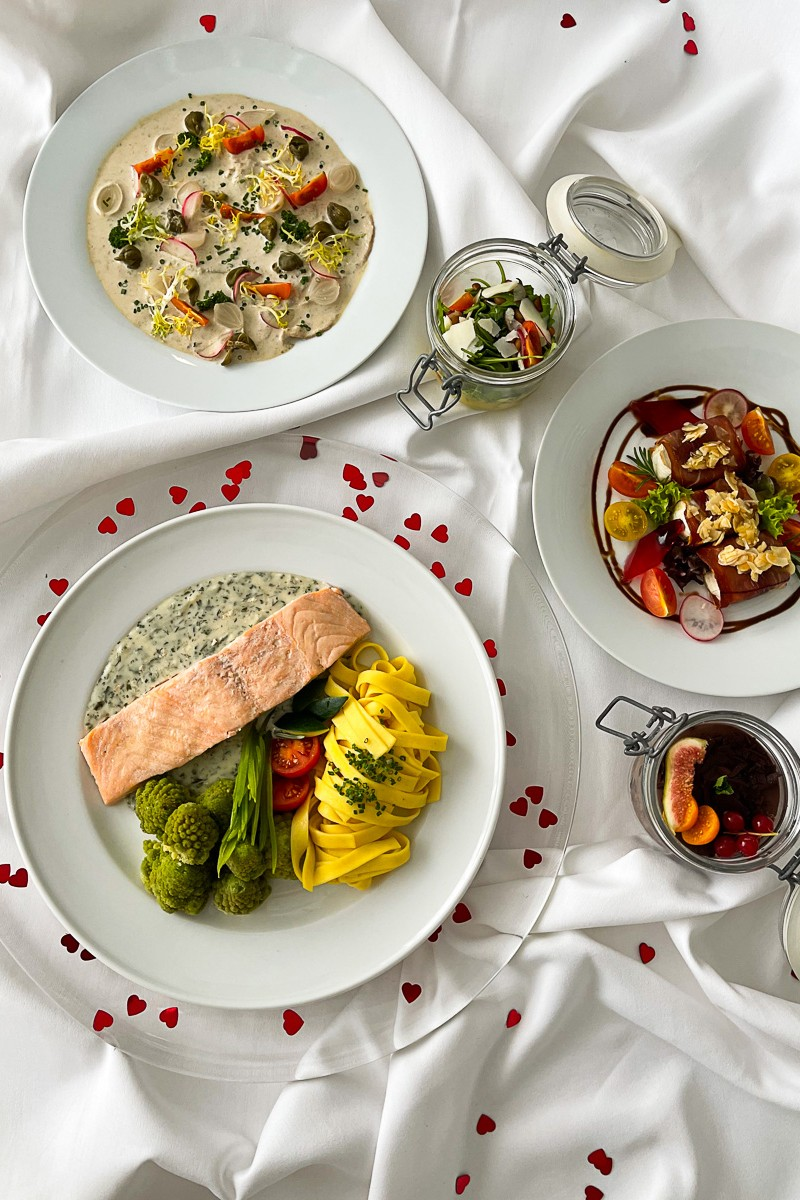 Dinner For Two - 1.1 Lachs